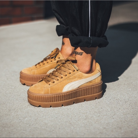 Puma Shoes | X Fenty Suede Cleated